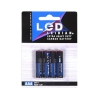 BATTERY C SIZE 2/PACK LED